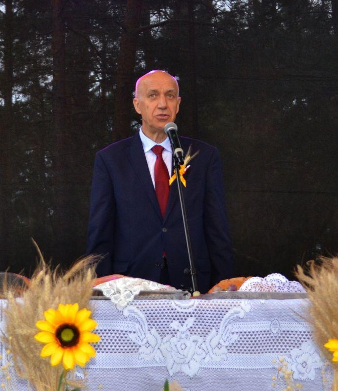 Poseł na Sejm Antoni Mężydło